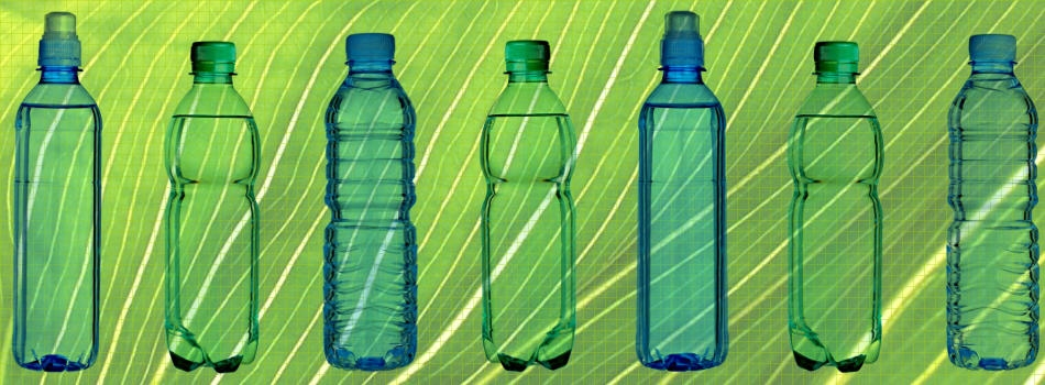 PET Water Bottles - Soon to be replaced by