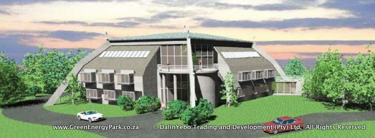 DalinYebo Innovation Nucleus (DIN): R&D Centre | Site Administration & Laboratories